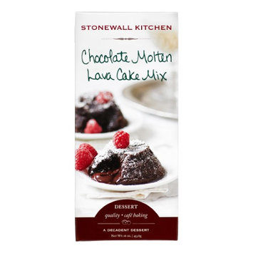 Stonewall Kitchen Cake Mix Chocolate Molten Lava 16 oz