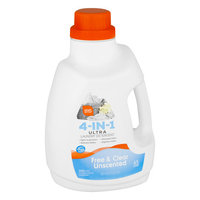 SS LAUNDRY DETERGENT100OZ FREE & CLEAR