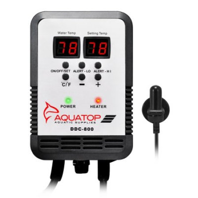 Aquatop Titanium Heater Controller - Up to 800W