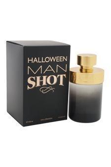 Halloween Man Shot By Halloween Perfumes Edt Spray For Men 4.2 Oz