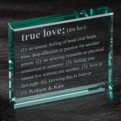 Personalized Definition of True Love 4