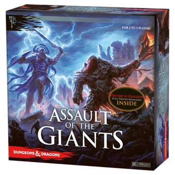Mayfair Games D & d Assault of the Giants Game - Premium Edition