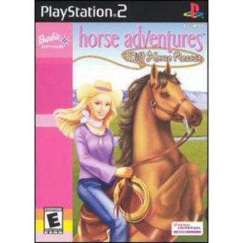 Fye Barbie Horse Adventures: Wild Horse Rescue by PlayStation 2