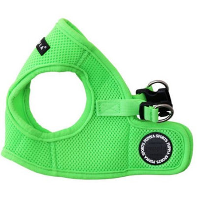 Authentic Puppia Neon Soft Vest Harness