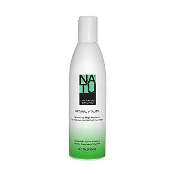 Natu Liberating Shampoo, 8 Fluid Ounce