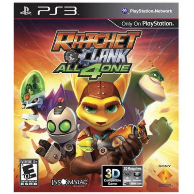 Sony Ratchet & Clank: All 4 One (PS3) - Pre-Owned