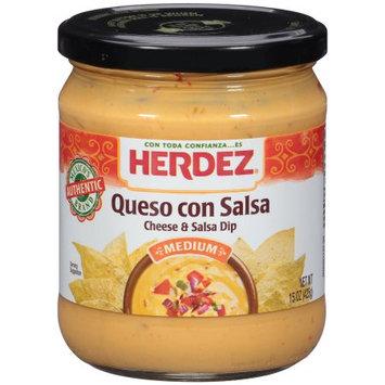 Hormel HERDEZ DIPS QUESO SALSA 15 oz