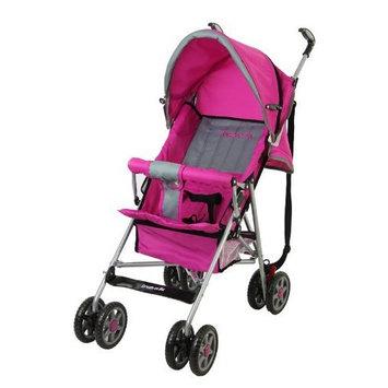 Dream On Me Traveler Lightweight Stroller, Pink (Discontinued by Manufacturer)