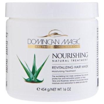 Dominican Magic Nourishing Shampoo & Conditioner & Moisture Lock Leave on & Silk Shine Serum 6oz