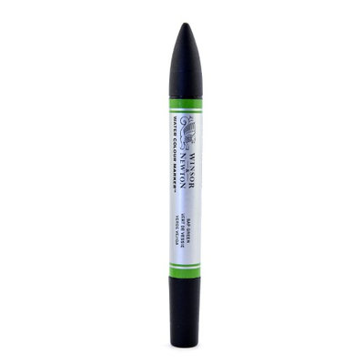 Winsor & Newton Water Colour Markers sap green, 599 [pack of 3]