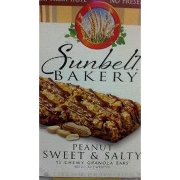 Sunbelt Bakery: Peanut Sweet & Salty Chewy Granola Bars 10 Ct. Box