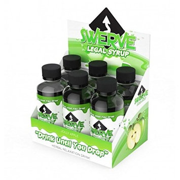 Swerve Legal Syrup Jolly Apple 6 pack