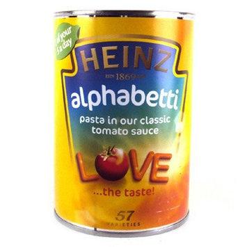 Heinz Alphabetti Pasta Shapes 400g
