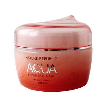 Nature Republic Super Aqua Max Moisture Watery Cream(for dry skin)80ml, NS07-Cdry