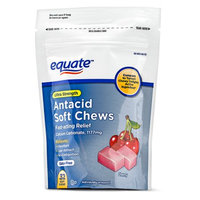 Equate Cherry Antacid Chew, 32 ct