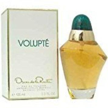 Volupte Oscar de la Renta Women's 3.3 oz Eau De Toilette Spray Plus Free Gift