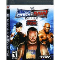 Sony WWE Smackdown vs. Raw 2008 Featuring ECW (used)
