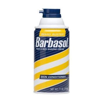 Barbasol Skin Conditioner Shave Cream-10 oz (Quantity of 6)