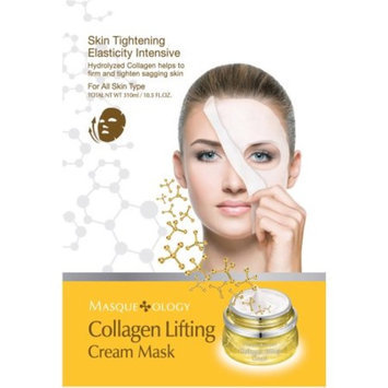 MASQUELOGY Masqueology Collagen Lifting Cream Mask, 10.5 fl oz