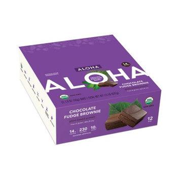 Aloha Protein Bar, Chocolate Fudge Brownie, 2.2 Oz