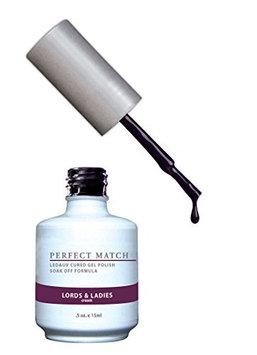 Lechat Perfect Match Gel + Polish 0.5 oz PMS78 Lords & Ladies