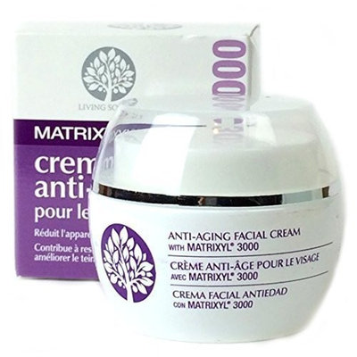 Living Source Matrixyl 3000 Facial Cream by FISK INDUSTRIES, INC.