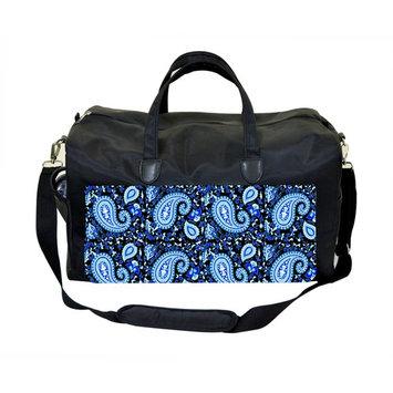 Blue and Black Paisley -Jacks Outlet TM Weekender Bag