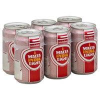 Malta India Light - Puerto Rico's Famous Malt Beverage - 8 oz Cans - 48 Fl Oz per Six Pack (Count of 2)