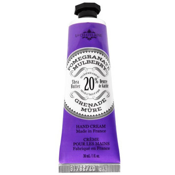 La Chatelaine, Hand Cream, Pomegranate Mulberry, 1 fl oz (30 ml) [Scent : Pomegranate Mulberry]
