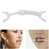 Fashionable Slim Mouth Exercise Piece Facial Muscle Exerciser Smile Cheek Toning Tool
