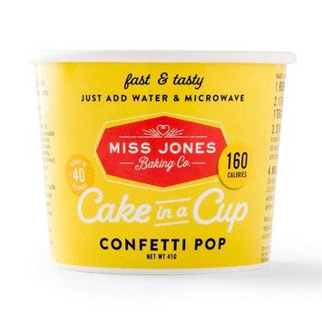 Miss Jones Baking Cake In A Cup, Confetti Pop
