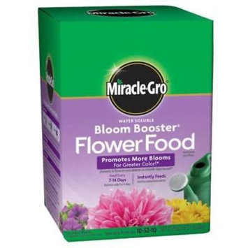 Miracle - Gro Water Soluble Bloom Booster Flower Food only one pound