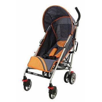 Dream On Me Lightweight Umbrella Stroller, Orange (Discontinued by Manufacturer)