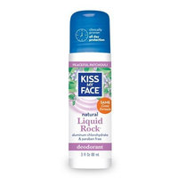 Kiss My Face Deodorant Liquid Rock Roll-On Peaceful Patchouli by Kiss My Face