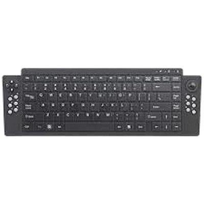 Smk-Link Versapoint Rechargeable Wireless Media Keyboard - Vp6320