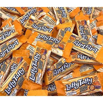 LaetaFood - Wonka Laffy Taffy Candy, Orange Sorbet Flavor, Bulk Pack (Pack of 2 Pounds)