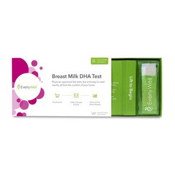 Everlywell Breast Milk DHA Test