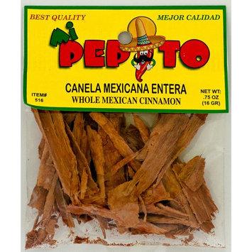 Nac Foods PEPITO CINNAMON MEXICAN 12/.75 OZ