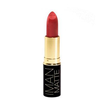 Iman Luxury Matte Lipstick Vice - 0.13oz