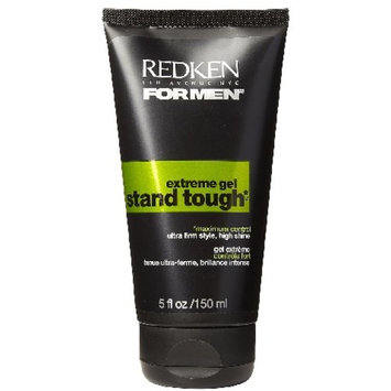 Stand Tough Extreme Hold Gel for Men 5 oz by REDKEN