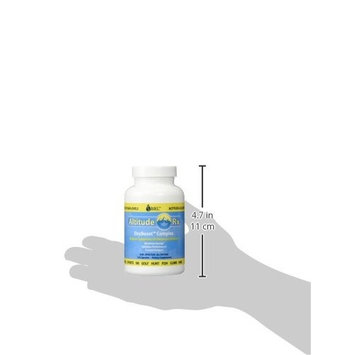 Altitude Rx OxyBoost Complex. Altitude Sickness Relief for Ski or Mountain trips with Vitamin C, Alpha Lipoic Acid and Rhodiola (120 Vegetarian Caps)
