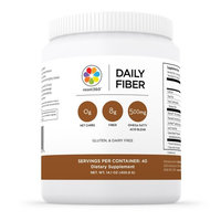 Gluten Free Fiber Powder for Daily Intake - Dietary Supplement for Weight Loss from Dr Sara Gottfried Author of The Hormone Cure – Reset360