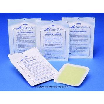 Elasto-Gel Hydrogel Occlusive Dressing [ELASTOGEL DRS GEL 4X4 IN] (BX-5)