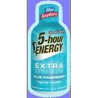 5 Hour Energy, Extra Strength Blue Raspberry 12 CT