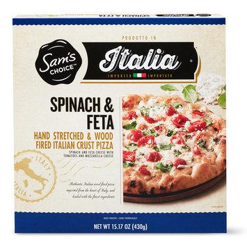 Sam's Choice Italia Spinach & Feta Frozen Pizza, 15.17 oz
