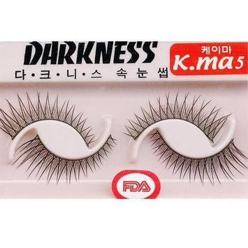 Darkness False Eyelashes K-ma 5