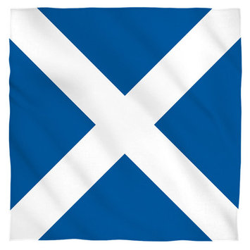 Scotland Flag Bandana