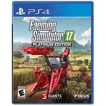 Maximum Games, Llc Farming Simulator Platinum Edition Playstation 4 [PS4]