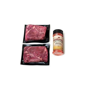 Nebraska Star Beef Angus Beef Gift Package, Premium Value [Premium Value]