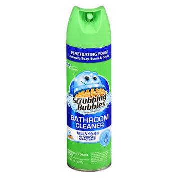 Scrubbing Bubbles Bathroom Cleaner Spray